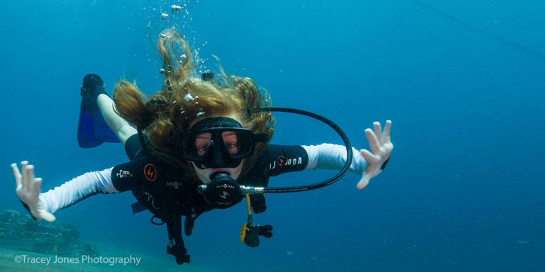 Discover Scuba Diving in Amed with Bali Diversity
