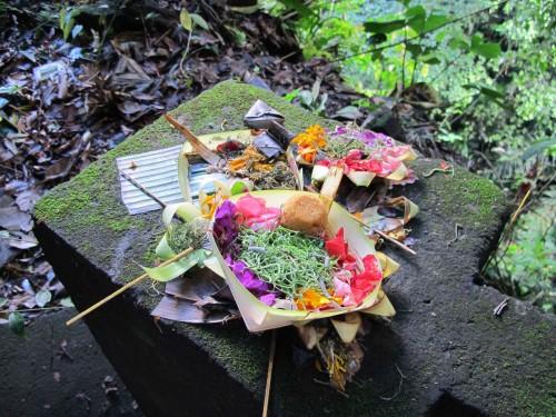 offerings-lempuyan-temple-balidiversity-ecotour