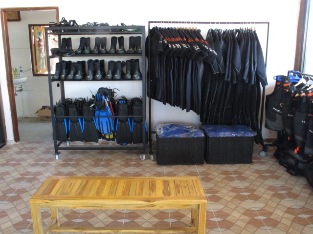 Bali Diversity - Brand new suits for our divers!
